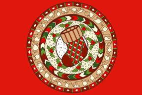 Mandala Noel