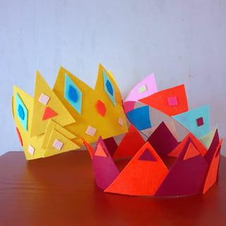 Vos couronnes des Rois personnalisées sont terminées