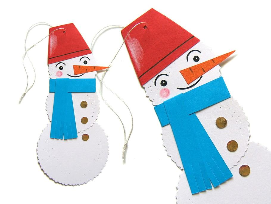 Frosty le bonhomme de neige
