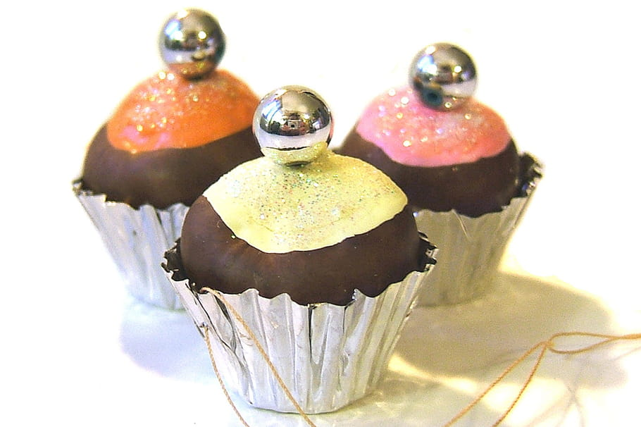 Les mini cupcakes
