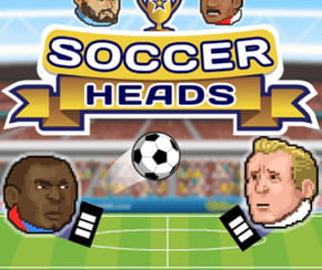 Jeu : Football Heads