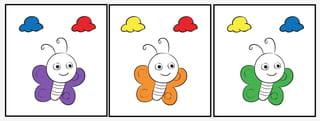 Étape 1: imprimez un modèle de papillon