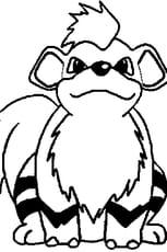 Coloriage Pokémon Caninos en Ligne Gratuit à imprimer