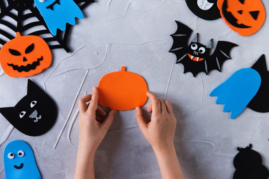 Bricolages Halloween: tutos faciles, déco, déguisements
