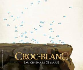 Croc-Blanc, relie les points