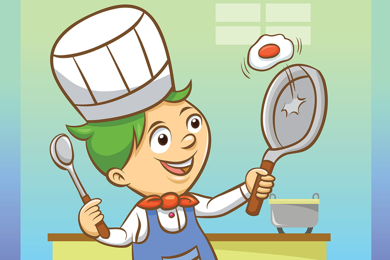 Coloriage cuisine sur - Hugo l escargot com ...
