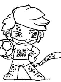 de la Coupe du Monde 2010