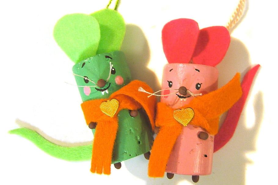Les petites souris de Noël