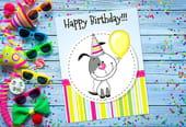 Cartes d'anniversaire: notre sélection de cartes à imprimer