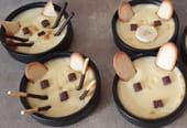 Crème aux œufs facile