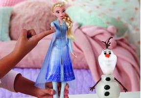La Reine des Neiges 2: les meilleures poupées