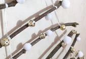 Tuto sapin de Noël mural en bois [VIDEO]