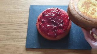 Étape 2: superposez les gâteaux