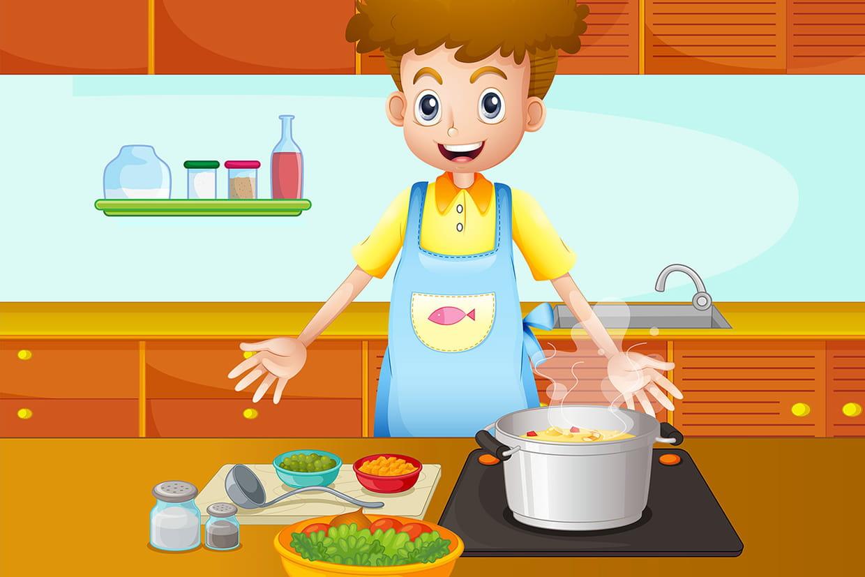 Hervorragend Recettes de cuisine pour enfants sur HugoLescargot.com PQ64