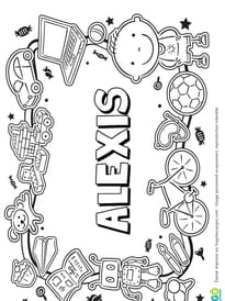 Alexis prénom de garçon version 3