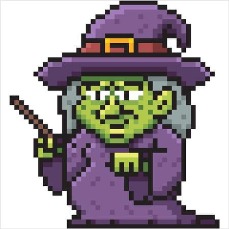 pixel-art-halloween-sorciere