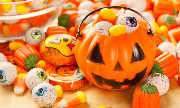 Activité manuelle bonbons et sucreries