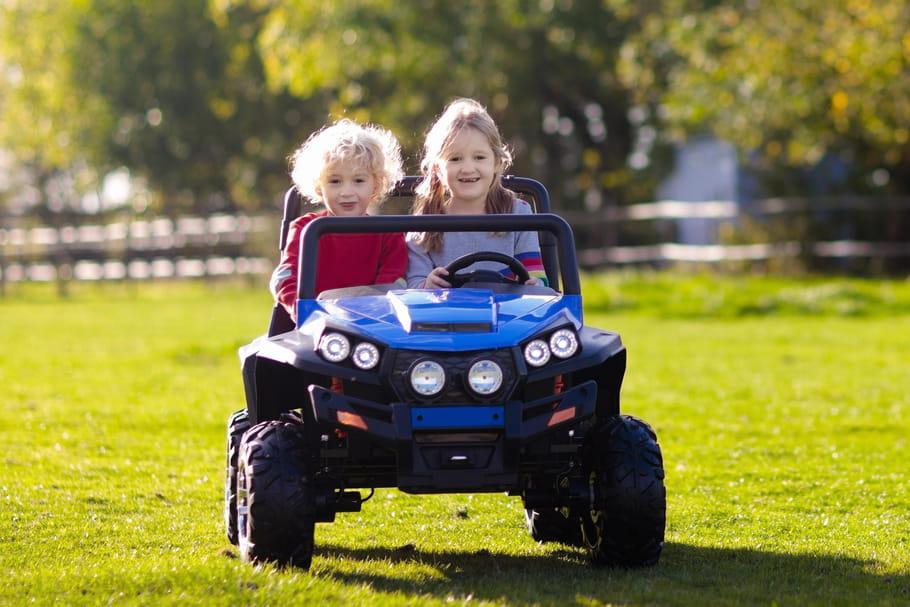Les plus belles voitures électriques pour enfant