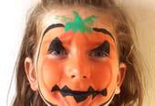 Maquillage citrouille pour Halloween [VIDEO]