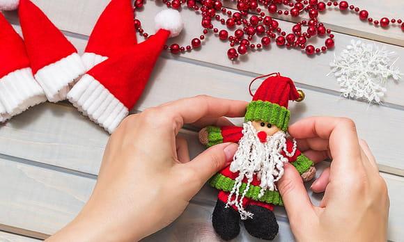 Activités père Noël