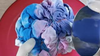 Étape 4: réaliser le tie and dye