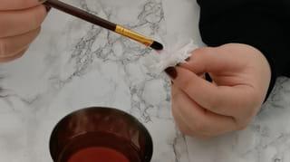 Étape 3: Ajoutez un petite touche de peinture