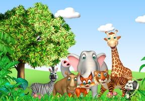 Le quiz sur les animaux sauvages