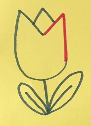 Apprendre à dessiner avec le chiffre 1