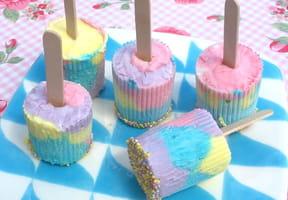 Faites des glaces pour le goûter [VIDEO]