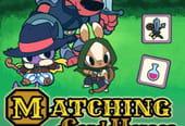 Matching Card Heroes: jeu de Memory et RPG