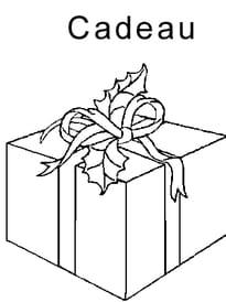 lettre C comme cadeau