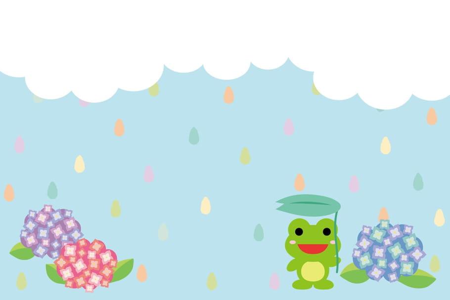 Comptine Il pleut, il mouille
