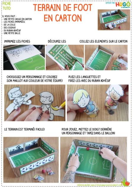 jeu-de-football-en-carton-a-fabriquer