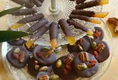 Mendiants et orangettes de Noël [VIDEO]