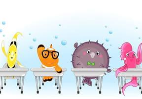 L'école des poissons