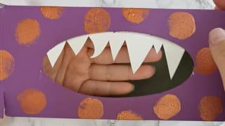 Étape 5: découper les dents