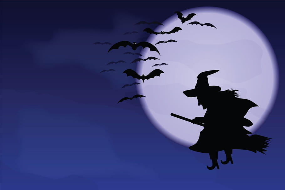 Comptine La sorcière Grabouilla