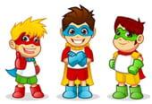 Les héros du monde