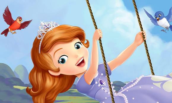 Coloriage princesse sofia sur - Jeux de princesse sofia gratuit ...