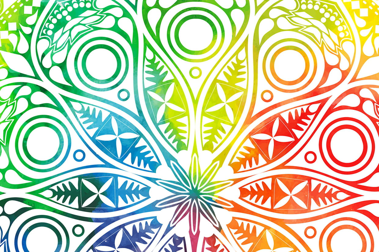 Coloriage mandala nature sur - Mandala colorier ...