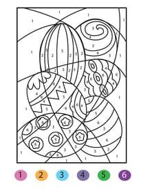 Coloriage Code.Coloriage Magique Sur Hugolescargot Com