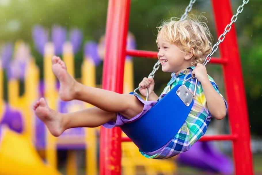 Les meilleures balançoires pour enfant