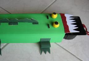 Fabrique un Dragon-tiroir