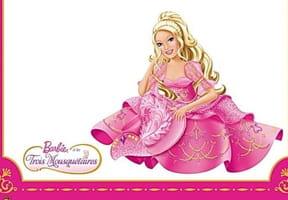 Papiers à lettres Barbie
