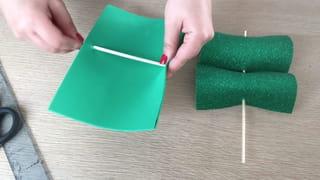 Étape 3: fabriquez les mâts du bateau