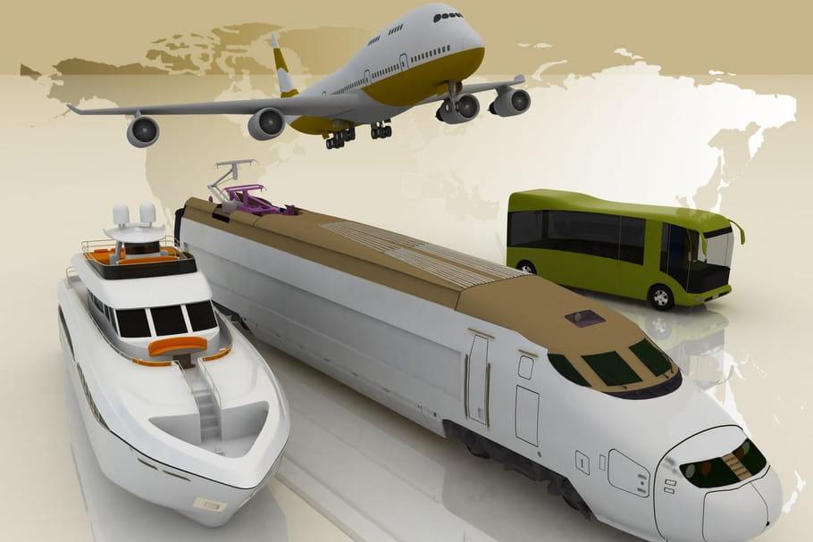Quiz sur les moyens de transport