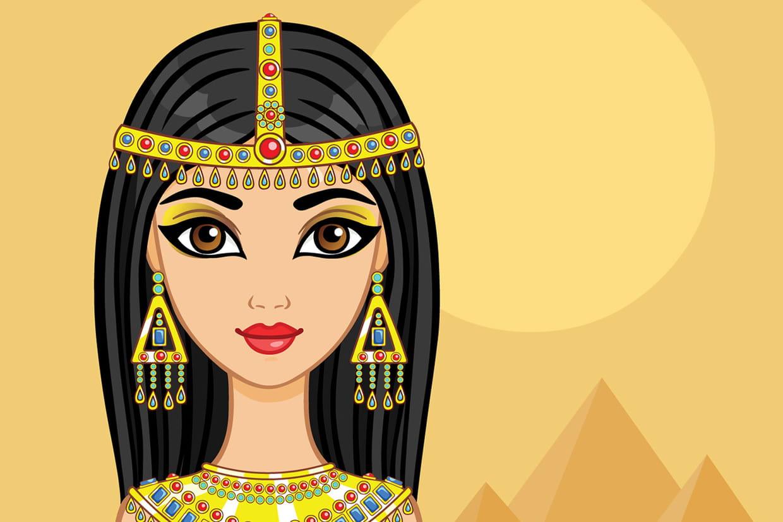 Coloriage A Imprimer Egypte Antique.Coloriage Egypte Sur Hugolescargot Com