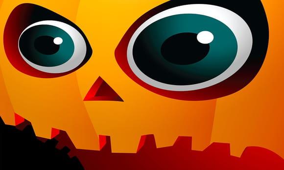 Coloriage légendes d'Halloween