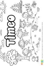 Timéo prénom de garçon version4
