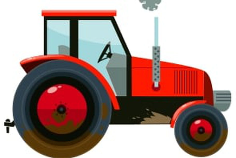 Dessiner un tracteur - Image tracteur ...